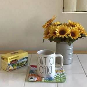 Rae Dunn 'Out Of Office' Large Mug